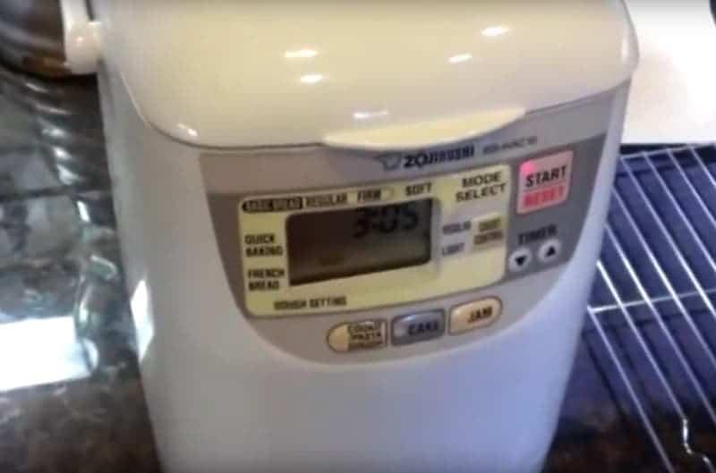 1 Pound Bread Machine - Zojirushi BB-HAC10
